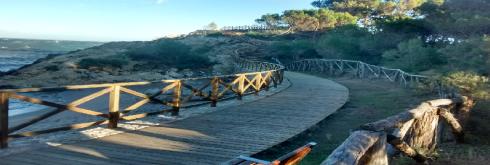 Camino de ronda l'Escala-Sant Martí d'Empúries Autor: personalMENT
